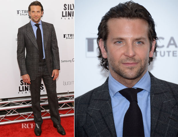 Bradley Cooper knows style like no one else!