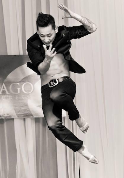 Ace Chreographer Kaytee Namgyal