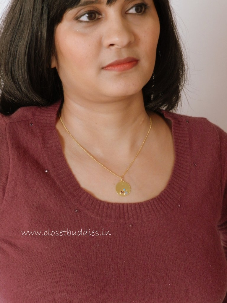 The Pendant from Amrapali Jewels