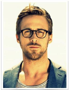 Ryan Gosling's Light Beard.