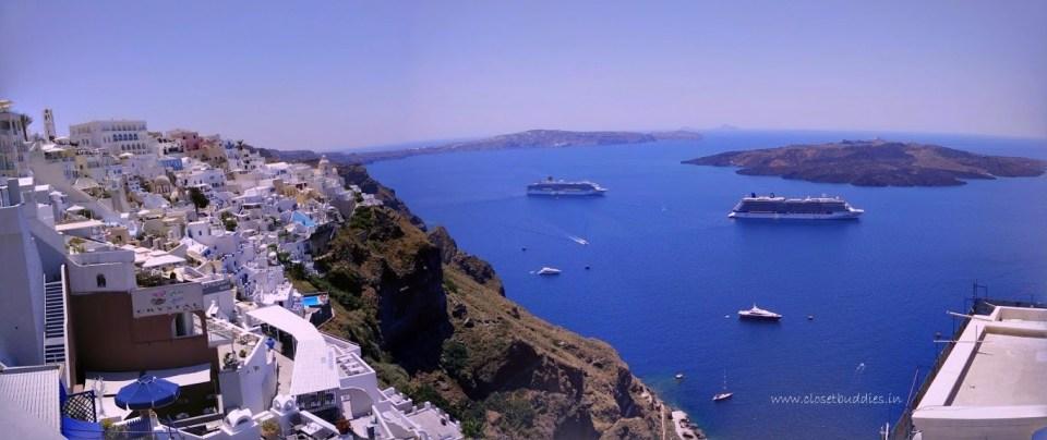 The Caldera View