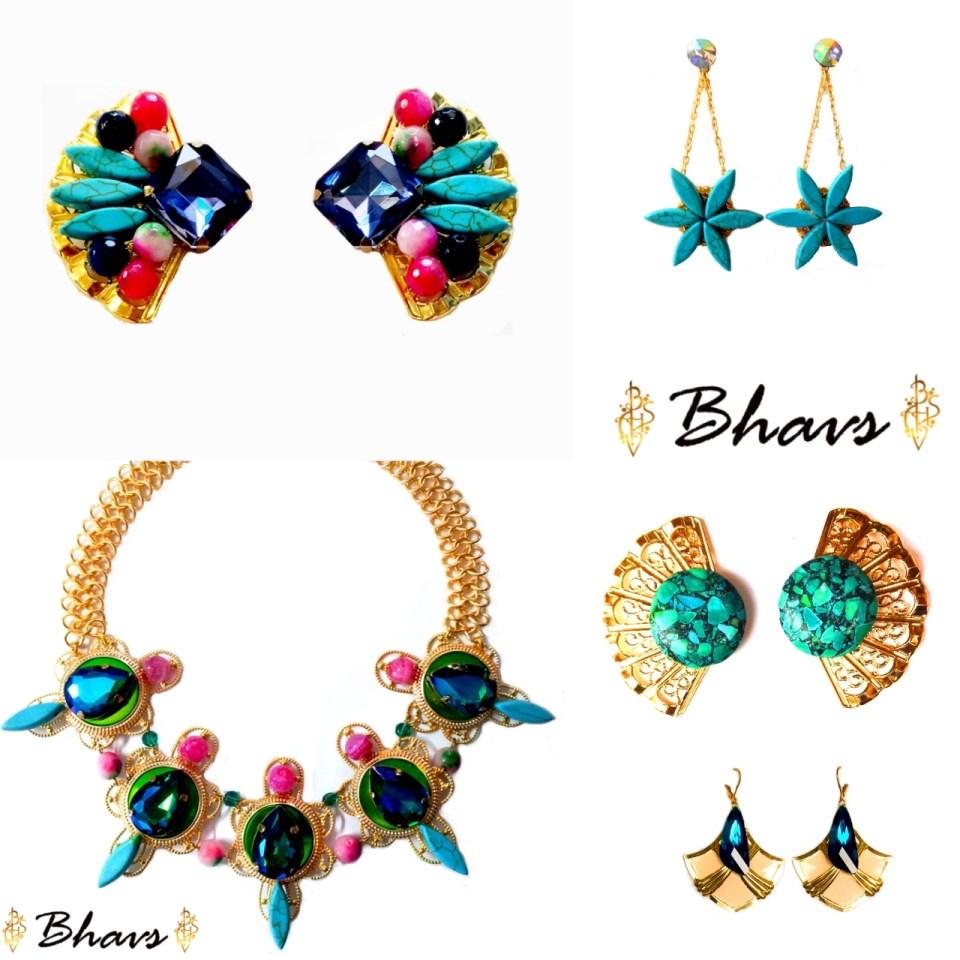 Elegant Accessories by Bhav's.