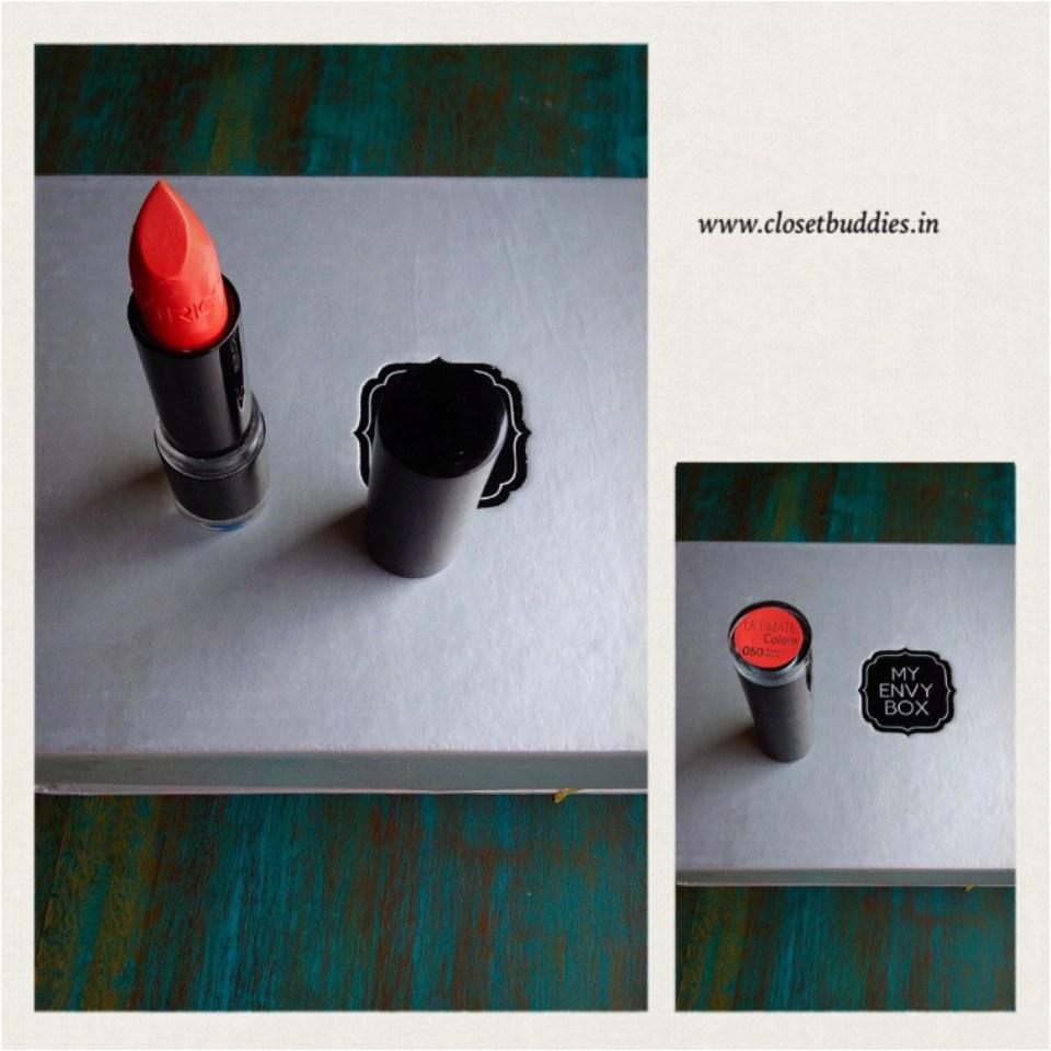 Catrice Ultimate Shine Lip Colour