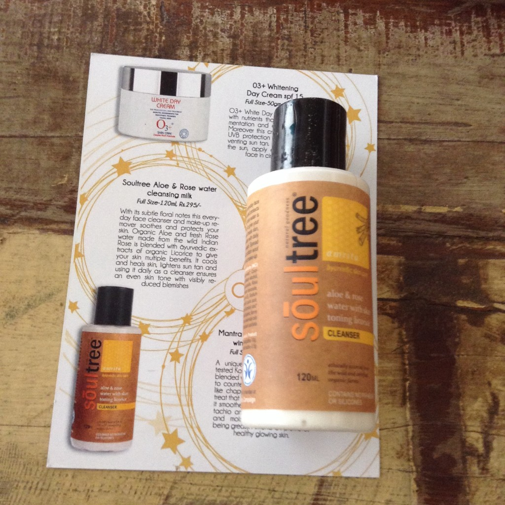 SOULTREE CLEANSING LOTION