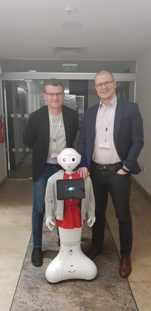 eTourism trends: robots are coming!