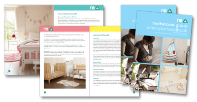 Mothercare Employee Guidelines Design Bath