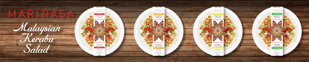 Marirasa Packaging Design