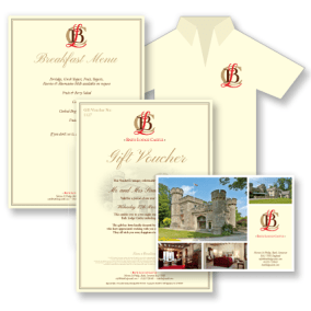 Bath-Lodge-Castle-Promotional-Literature-Design