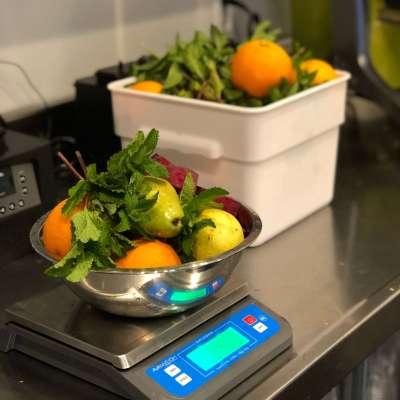 Juiceria fresh fruit