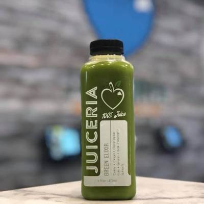 Juiceria Green Elixir Juice