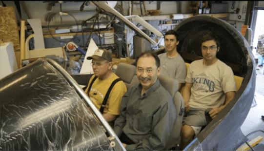 Synergy Aircraft: Kickstarter