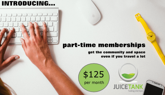 part-time memberships