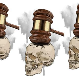 ¿por qué se dan las penas de muerte?