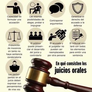 Leyes o normas a tomar en cuenta en los juicios