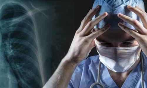 Juicios por operaciones médicas infructuosas