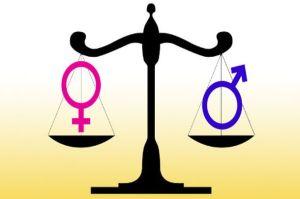 Igualdad entre mujeres y hombres