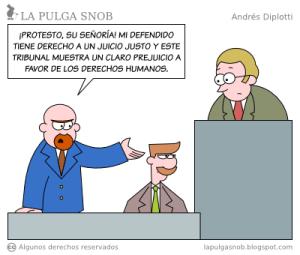 Juicio justo o parcial
