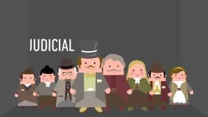 Historia judicial