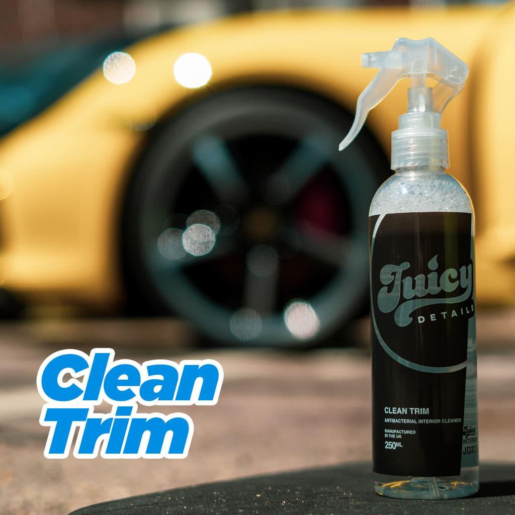 Clean Trim - antibacterial cleaner