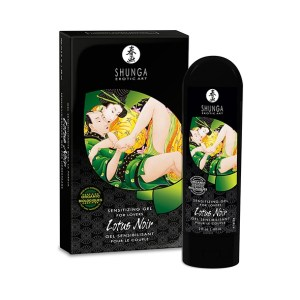 Shunga Shunga - Lotus Noir Sensitizing Gel