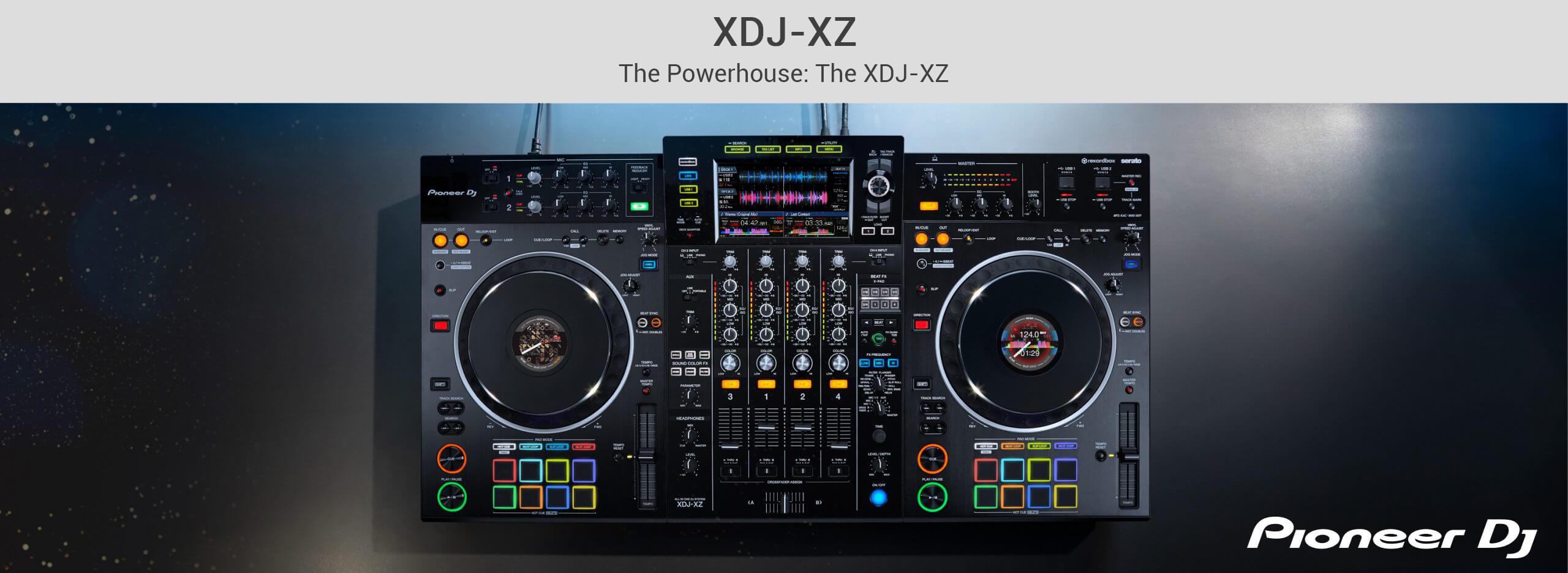 XDJ-XZ