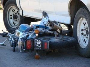 moto accidente 2 - Foto archivo