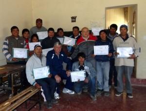 curso de arbitraje El Moreno