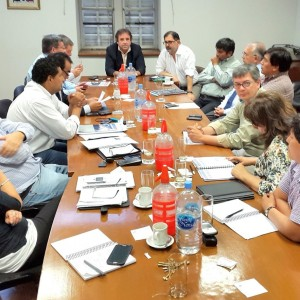 diputados UCR reunion intendentes