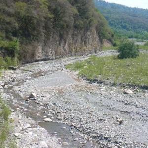 rio sin agua
