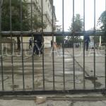Despues de los incidentes Intersindical - Policia 13-11-14   (1)