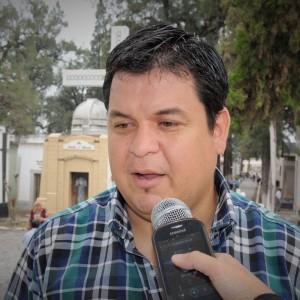 Martín Escudero afluencia por día de los fieles difuntos 2