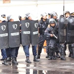 policia incidentes