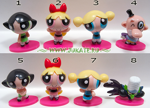 Story Toy Figure Buttercup 3