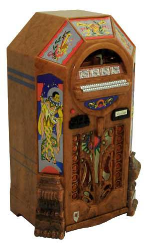 Stamann Musikboxen & JukeboxWorld | Miniature jukebox