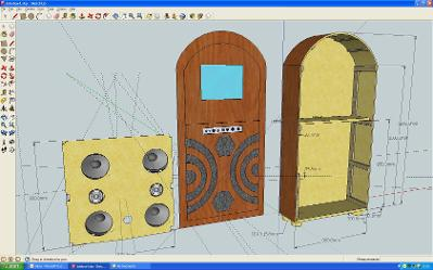 Build Your Own Jukebox Cabinet Www Cintronbeveragegroup Com