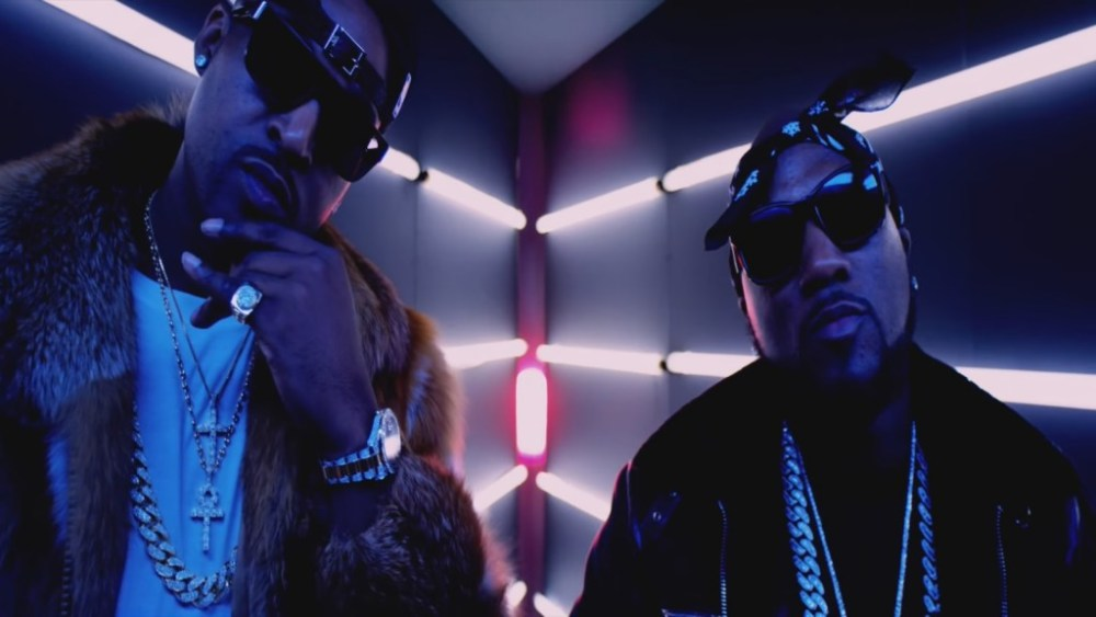 DJ Infamous Feat. Jeezy, Ludacris & Yo Gotti – Run The Check Up (Video)