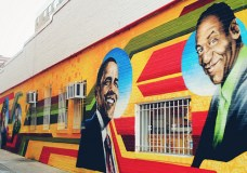 Ben's Chili Bowl Paints Over Bill Cosby/Obama Mural (UPDATE)