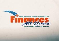 A$AP Ant Feat. Hoodrich Pablo, UnoTheActivist & Key! – Finances (Remix)