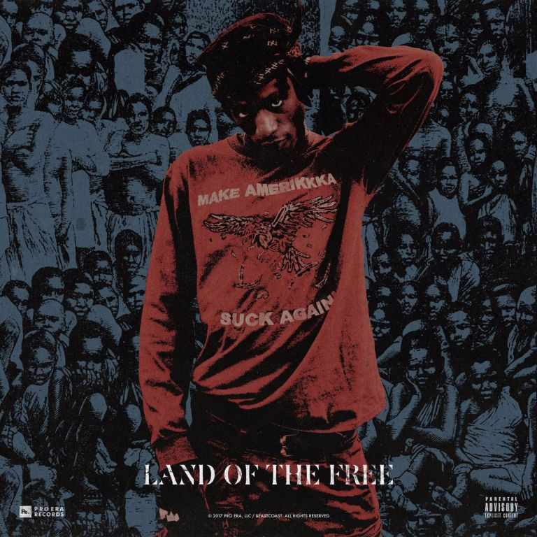 Joey BADA$$ – Land of the Free