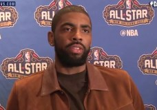 Kyrie Irving And Draymond Green Think The Earth Is Flat…Maybe
