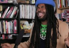 D.R.A.M. Performs For NPR's Tiny Desk Series (Video)