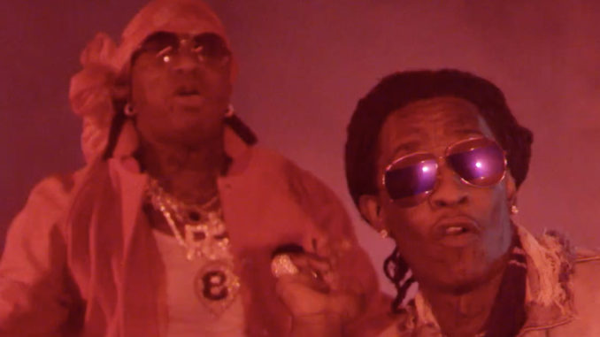 Birdman & Young Thug – Bit Bak (Video)