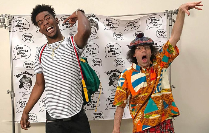 Desiigner – Holy Ghost; Nardwuar Vs. Desiigner (Video)