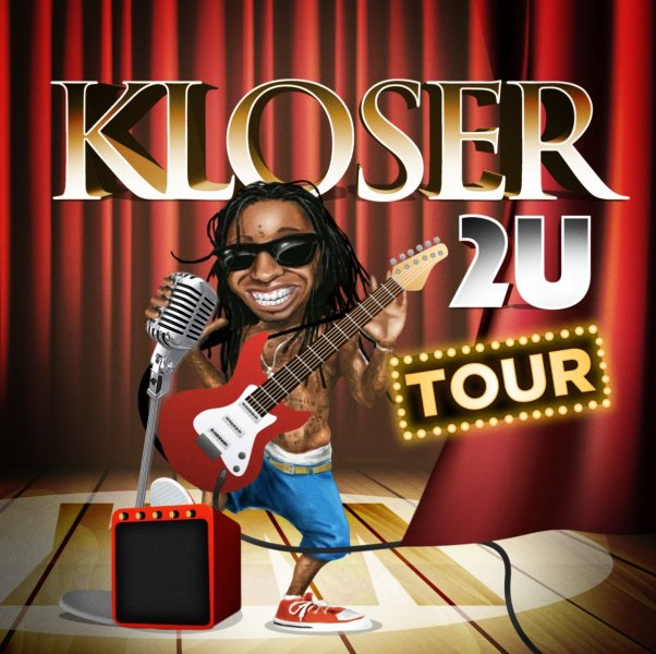 Lil' Wayne Announces 'Kloser 2 U' Tour