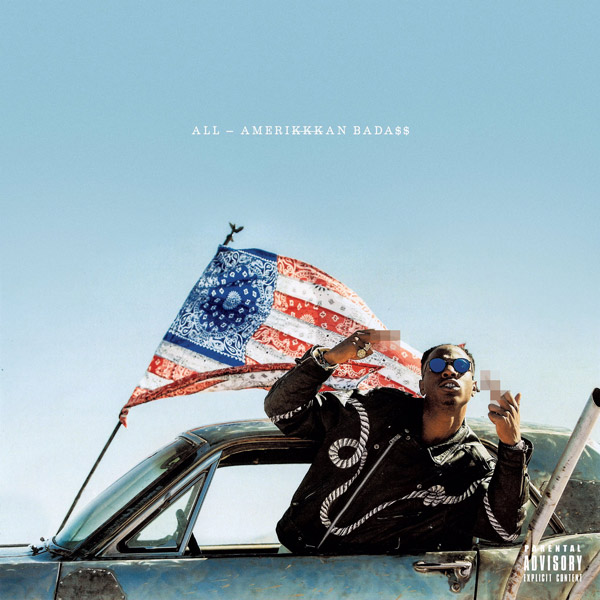 Joey BADA$$ – ALL-AMERIKKKAN BADA$$ (Stream)