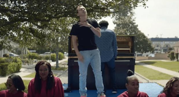 Logic Feat. Damian Lemar Hudson – Black SpiderMan (Video)