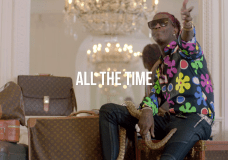 Young Thug – All The Time (Video)