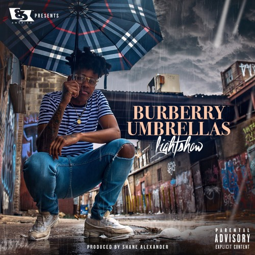 Lightshow – 'Burberry Umbrellas' & 'No Heart Freestyle' (Video)