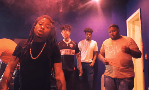 Lil Tay Feat. Lightshow – Spazzin (Video)