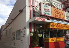 Check Out Ben's Chili Bowl's Massive New Mural